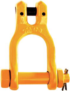 Clevis Alloy Bolt Chain Shackle GSA