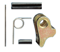 Self-Locking Hook Latch Kits (RD BK)